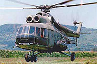 Mi-8/17 helicopter