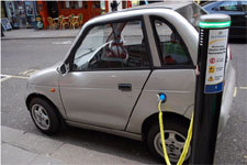 Electric Vehicle recharging