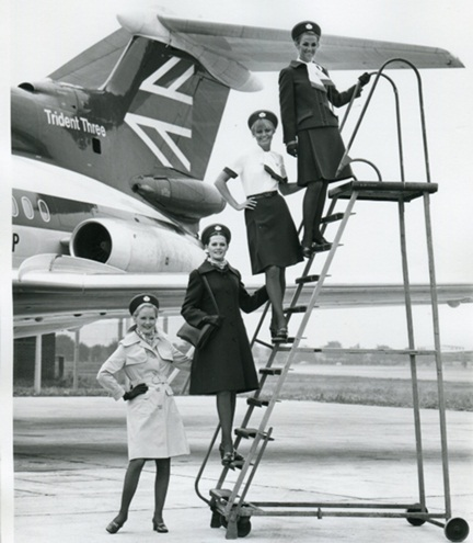 British Airways celebrates 100 years with digital archive