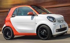 Daimler lines up tiny two-seat Smart model