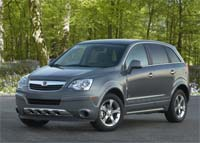 Saturn Vue 2 Mode Hybrid