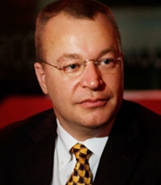 Stephen Elop, CEO, Nokia
