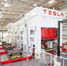 Panasonic Plans To Invest In Tesla Motors New Battery