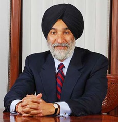 Max Group chairman Analjit Singh