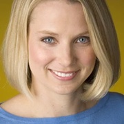 Yahoo chief executive officer Marissa Mayer