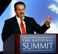 Dow chairman and CEO Andrew Liveris