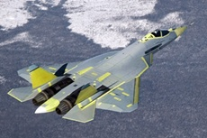 Sukhoi fifth generation fighter – the T-50 PAK-FA