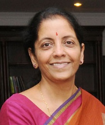 Nirmala Sitharaman, minister of commerce and industry