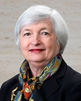 US Federal Reserve chairman Janet Yellen