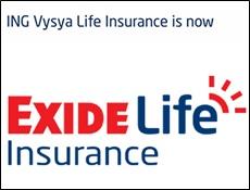 Ing Vysya Life Insurance Renamed As Exide Life Insurance Plan Details