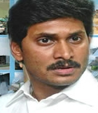 YSR Congress chief Y S Jaganmohan Reddy