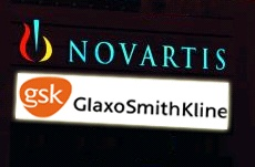 Novartis AG, GSK in $23-bn assets swap deal