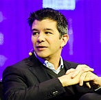 Uber co-founder and chief executive Travis Kalanick
