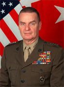 NSA Marine General James L Jones