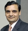 Ram Mynampati CEO of Satyam Computer Services