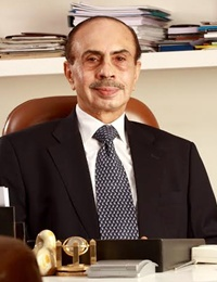 Adi Burjorji Godrej, Chairman of the Godrej Group
