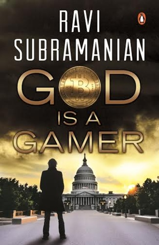 Book cover of god is a gamer