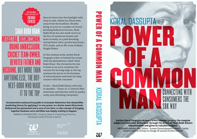 Book cover of Power of a common man