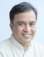 Damodar Mall, CEO of Reliance Value Retail and author of Supermarketla