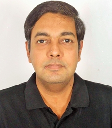Dev Prasad, IT professional and author of fiction based on Indian mythologies