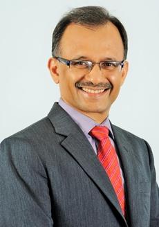 Harish Bhat, Managing Director of Tata Global Beverages
