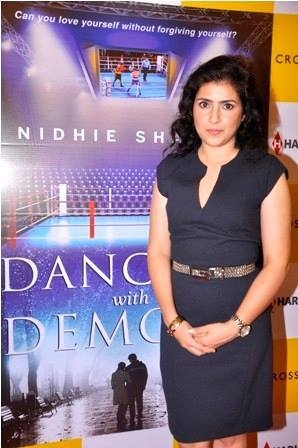Nidhie Sharma, writer-director and author
