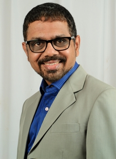Sanjay Kulkarni, finacial services practitioner and author