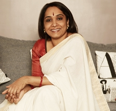 Sudha Menon, columnist and bestselling author