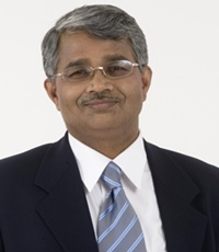 V Raghunathan, CEO of GMR Varalakshmi Foundation, and former IIM-Ahemedabad profesor of finance