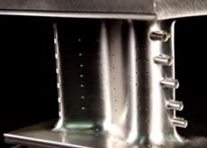 Big data meets 3-D printing: big data to monitor laser-printed jet engine part
